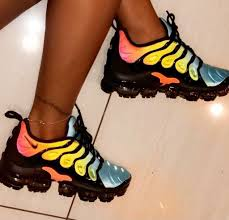 White Light Aqua Air Max Plus Outfit Rainbow Vapormax Plus Cute Shoes Shoes Sneakers