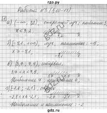 ГДЗ В домашняя контрольная работа работа математика класс  ГДЗ по математике 6 класс Зубарева И И домашняя контрольная работа работа 3