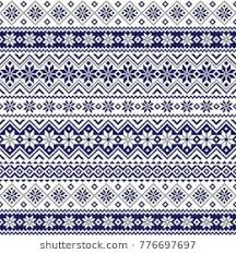 Nordic Pattern Mesmerizing Nordic Pattern Images Stock Photos Vectors Shutterstock