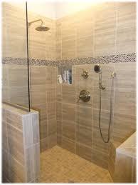 half wall shower gl nana s work