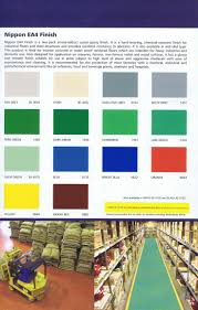 Nippon Paint Colour Chart India Nippon Ea 4 Finish With Hardener