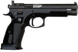 <b>CZ</b> 75 TS Czechmate - 9mm   <b>CZ</b>-USA