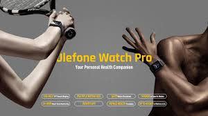 €16 with coupon for Ulefone Watch Pro 1 ...