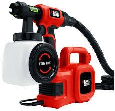 Напольный краскопульт <b>Black</b>+<b>Decker HVLP400</b> - цена, отзывы ...