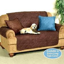 pet furniture covers for leather sofas couch sofa cover sure fit cove