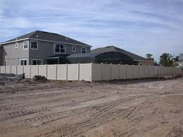 Colored Vinyl Fence Pictures Colored Vinyl Fence Gallery