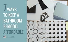 bathroom remodel seattle. Unique Seattle How To Keep A Bathroom Remodel Affordable With Seattle T