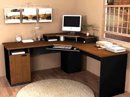 image of small corner office desk ideas