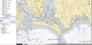 Marine Nav Charts And Boat Transit Times Maps Abi
