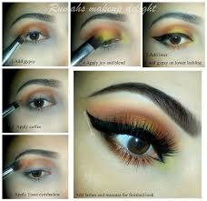 urdu english bridal eyes makeup tips 2016 eyeshadow tutorial step by step
