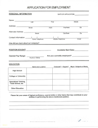 Fill In The Blank Resume Pdf Or Service Form Format Job Resume Form