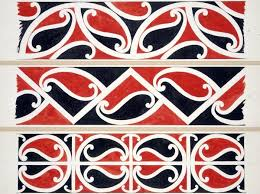 Image result for  kowhaiwhai patterns