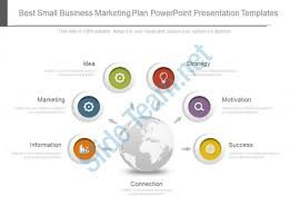 Marketing Plan Powerpoints Best Small Business Marketing Plan Powerpoint Presentation Templates