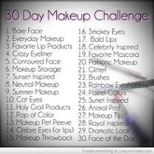 10 best makeup challenges images on ideas makeup by rae 30 day makeup challenge