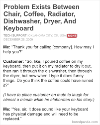 If you don't check key details you can misspell critical words. 102 Employees Share Their Worst Client Stories And Some Of Them Will Infuriate You Bored Panda