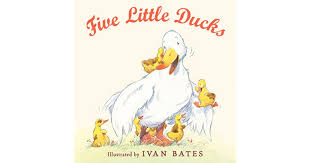 Five Little Ducks by Ivan Bates