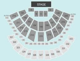 Elton John Seating Plans