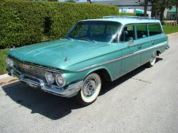 1961 Chevy Nomad Wagon For Sale