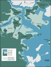 Boston Harbor Tide Chart 2017 How Boston Made Itself Bigger