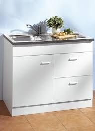 Spülbecken Unterschrank Metod Bader Küchenmöbel Spülenunterschrank 1türig In Farbe Weiss Ausführung 1türig Bader