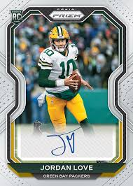 We stock all of the newest releases in football card hobby boxes and cases and our selection dates all the way back to vintage football cards of the 1950's. Panini America Unpacks A Most Extensive Preview Of The Highly Anticipated 2020 Prizm Football The Knight S Lance