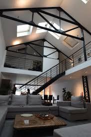 Garagem que foi convertida em Loft,. Loft Madeleine by Jacques Lenain  Architecture.