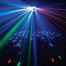 Electro Swarm Dj Light Chauvet Dj Swarm Wash Fx 4 In 1 Led Effect Light