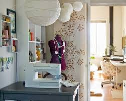 eclectic crafts room. Santa Ynez - Eclectic Home Office Barbara Going To Roost Crafts Room T