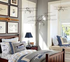 Boys Airplane Bedroom Ideas
