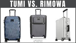 Rimowa Size Chart Tumi Vs Rimowa Luggage Is It A Fair Comparison Expert