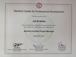 a walk to zen taking the stanford advanced project management course the application process for taking this course might seem daunting especially that three 3 essays are required for project management practitioners
