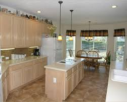 Bright Kitchen Color Kitchen Color Ideas With Beige Cabinets Quicuacom