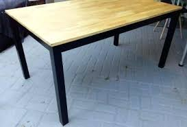 full size of saarinen tulip table with wood top solid flip dining natural amp black legs