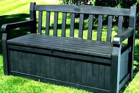 planter box with bench seat post