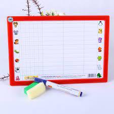 Bảng tập viết học sinh kid kit cho bé