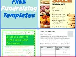 Fundraising Flyer Template Download By Bowling Fundraiser Free