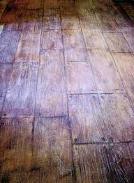 wood grain rubber flooring