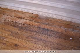 time to address my hardwood floors