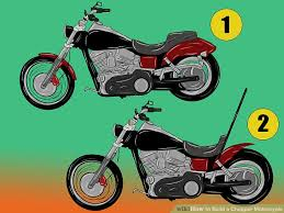 3 ways to build a chopper motorcycle wikihow