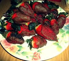 White ChocolateDipped Strawberries  Recipe  White Chocolate Baby Shower Chocolate Strawberries
