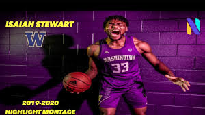 Isaiah Stewart Washington Huskies ...