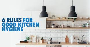 Kitchen Hygiene Rules 6 Rules For Good Kitchen Hygiene Modular Kitchen Blog
