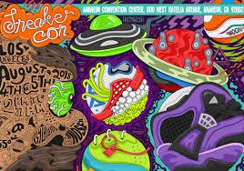 Design Con 2018 Anaheim Sneaker Con La 2018 Info Sneakernews Com