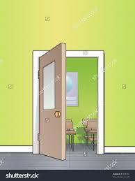classroom door clipart. Exellent Clipart Clipart Door Classroom With Classroom Door Clipart C