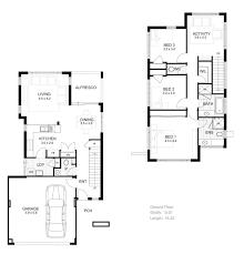3 bedroom floor plans. Fine Bedroom 5 Bedroom Colonial House Plans Elegant 30 Amusing Small 3  And Floor
