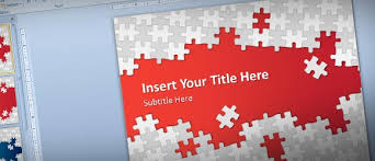 downloading powerpoint templates download free puzzle pieces powerpoint template for presentations