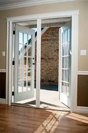 french doors with screens andersen. Here Screen Open, Retracted In Its Housing Door Open , Closed: No Bugs! French Doors With Screens Andersen A