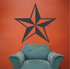 nautical star wall decal on star wall art designs with nautical star wall decal wall stickers trendy wall designs