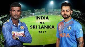 India vs Sri Lanka ODI Series 2017 ...