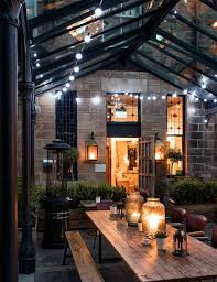 lighting ideas. Restaurant Festoon Lights Lighting Ideas